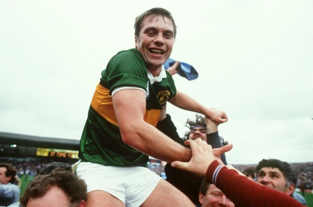 Paidi O'Se in 1985
