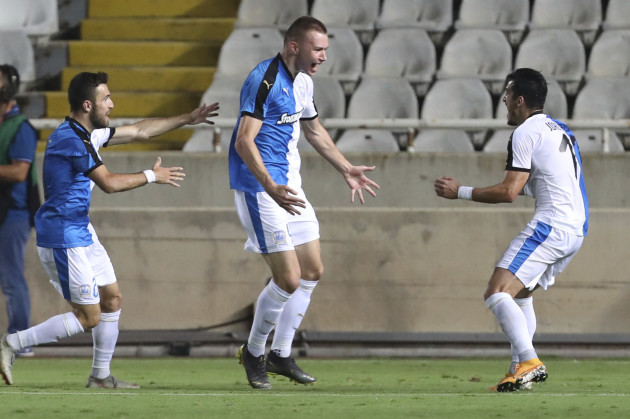 Cyprus Soccer Europa League