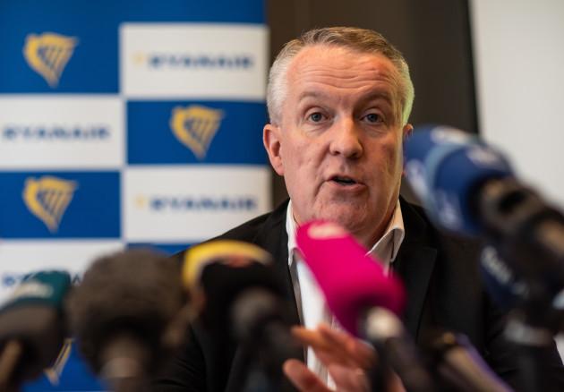 Ryanair - Pilot strike on Friday