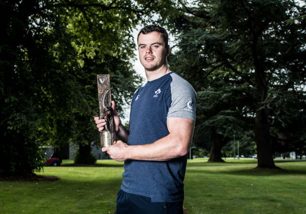 Guinness Rugby Writers of Ireland Awards - James Ryan - Player of the Year