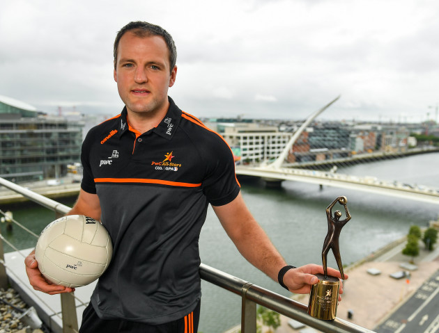 PwC GAA / GPA Player of the Month for July