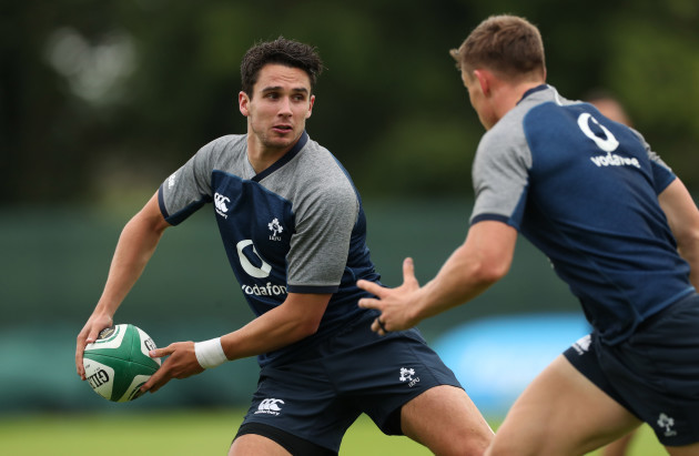 Rugby Joey Carbery