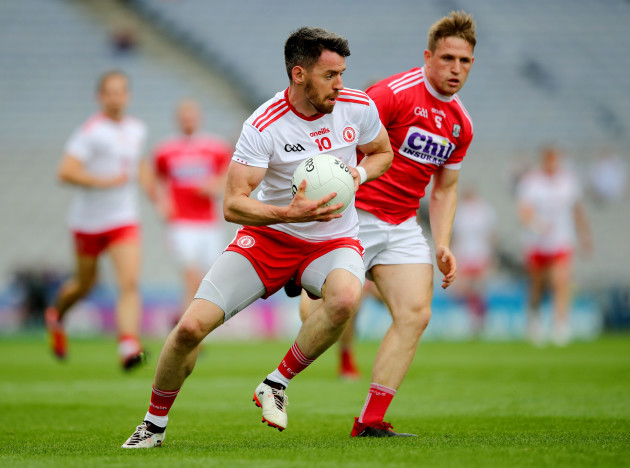 Liam O'Donovan and Matthew Donnelly