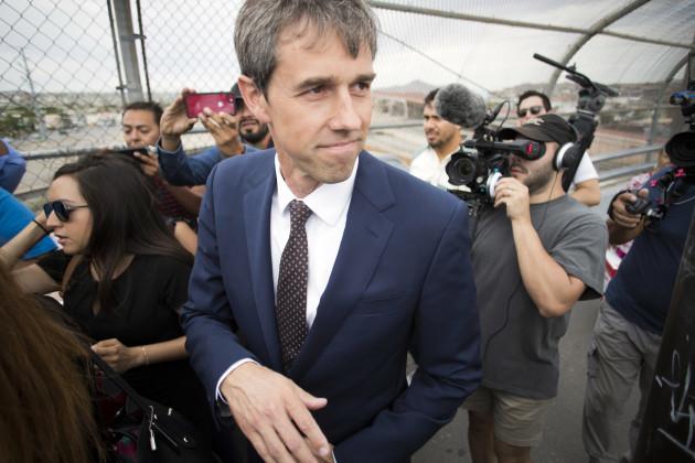 News: Beto O'Rourke visits Mexico