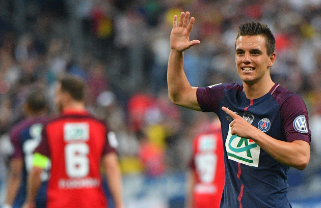 French Cup Final - PSG Beats Les Herbiers 2-0