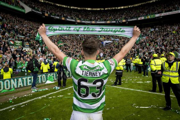 Celtic v Heart of Midlothian - Ladbrokes Scottish Premiership - Celtic Park