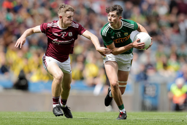 Dylan Geaney and Jonathan McGrath