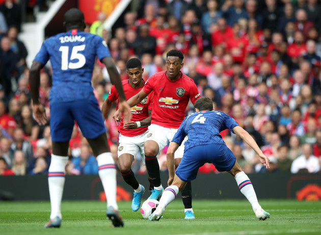 Manchester United v Chelsea - Premier League - Old Trafford