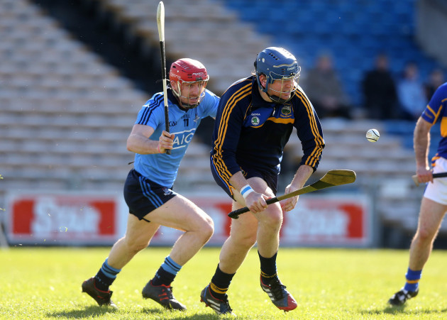 Darragh Egan with Ryan O'Dwyer