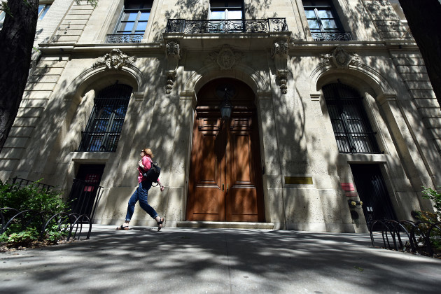 NY: Epstein Townhouse Now Tourist Attraction