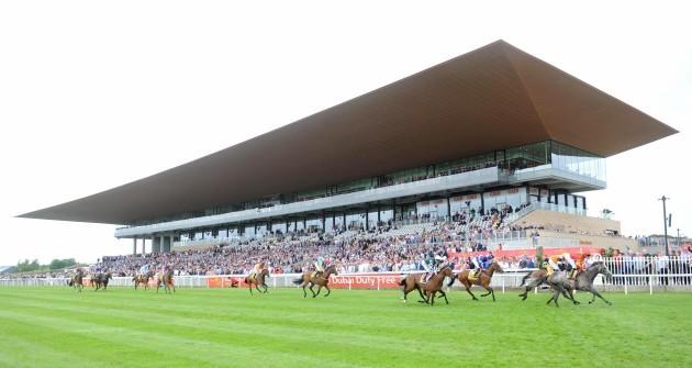 Dubai Duty Free Irish Derby Festival - Day Two - Curragh Racecourse