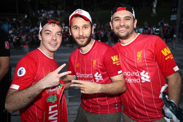 Liverpool v Chelsea - UEFA Super Cup - Final - Besiktas Park