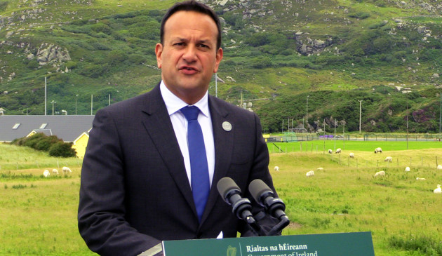 Taoiseach makes Ryder Cup announcement