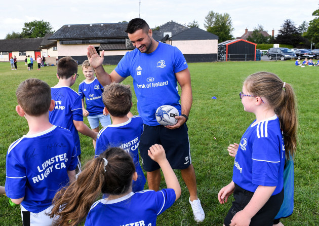 2019 Tullamore RFC Bank of Ireland Leinster Rugby Summer Camp