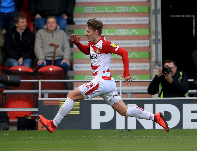 Doncaster Rovers v Coventry City - Sky Bet League One - Keepmoat Stadium