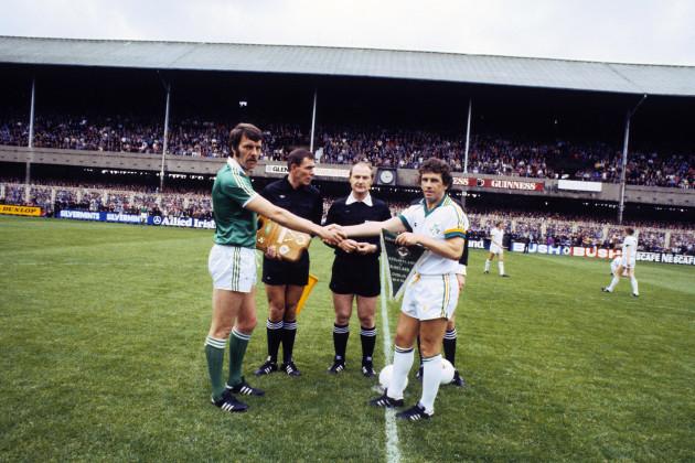 Soccer - European Championship Qualifier - Group One - Ireland v Northern Ireland
