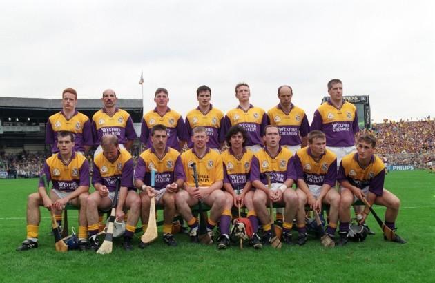 Wexford team 1996