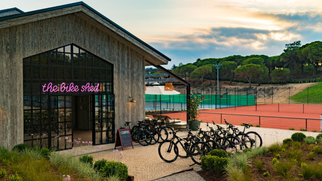 The Bike Shed -The Campus 2