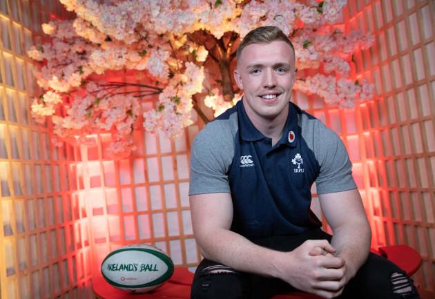 SPORT Dan Leavy Vodafone launch Irelands Ball-7