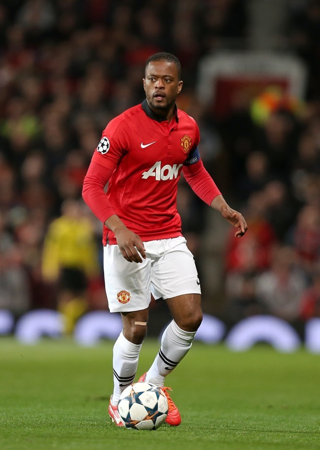 Soccer - UEFA Champions League - Round of 16 - Second Leg - Manchester United v Olympiakos - Old Trafford