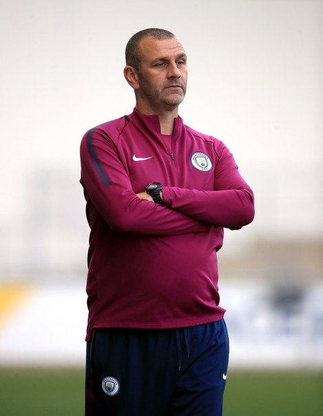 Manchester City v Shakhtar Donetsk - UEFA Youth League - Group A - City Football Academy