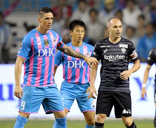 Japan Soccer Torres