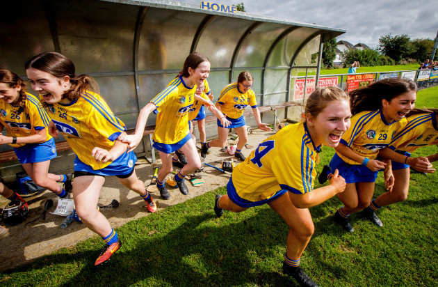 roscommon-bench-celebrates-at-the-final-whistle