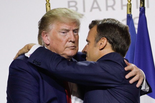 emmanuel-macron-and-donald-trump-press-conference-g7