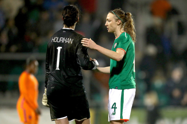 marie-hourihan-and-louise-quinn-dejected-at-the-end-of-the-game