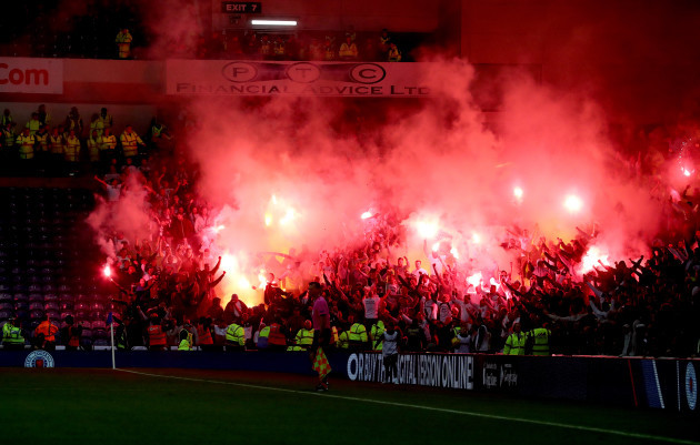 rangers-v-legia-warsaw-uefa-europa-league-play-off-second-leg-ibrox-stadium