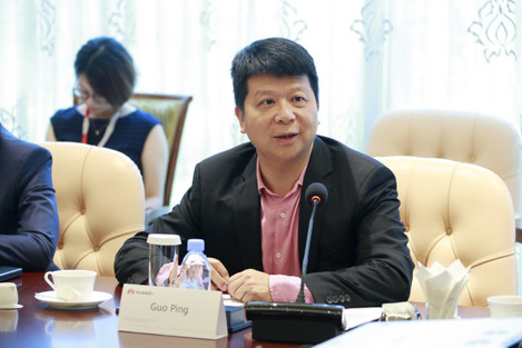 Guo Ping - roundtable 3