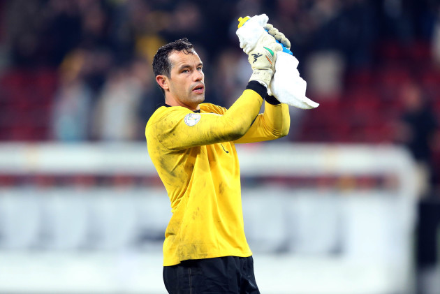 david-forde-after-the-game