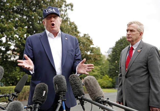 president-trump-speaks-about-hurricane-washington