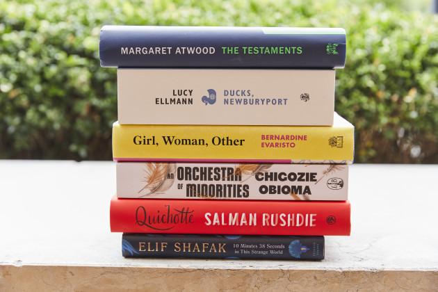 2019 Booker Prize shorlist announcement