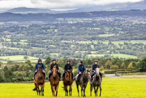 pat-smullen-champions-race-for-cancer-trial-photocall