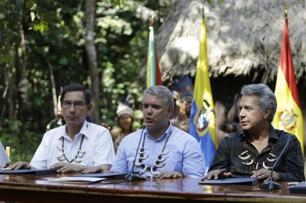 colombia-amazon-summit