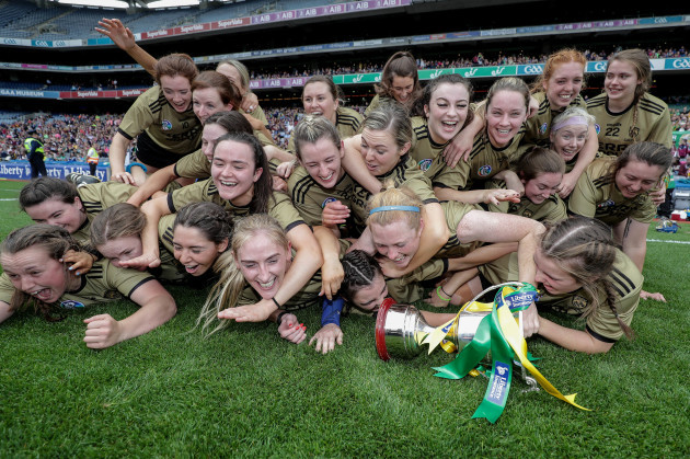 kerry-players-celebrate-after-the-game-with-the-trophy