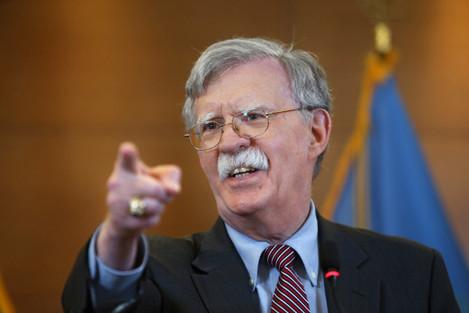 us-presidential-adviser-on-homeland-security-john-bolton