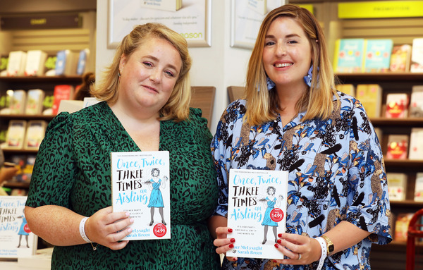 5113 Aisling Book signing_90579566
