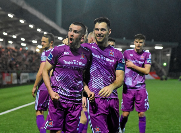 michael-duffy-celebrates-scoring-their-first-goal-with-team-mates