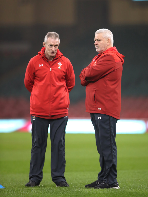 wales-training-and-press-conference-principality-stadium