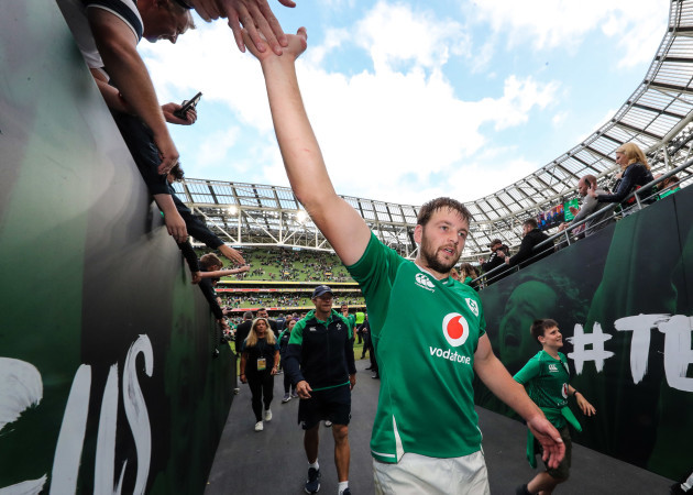 irelands-iain-henderson-after-the-match