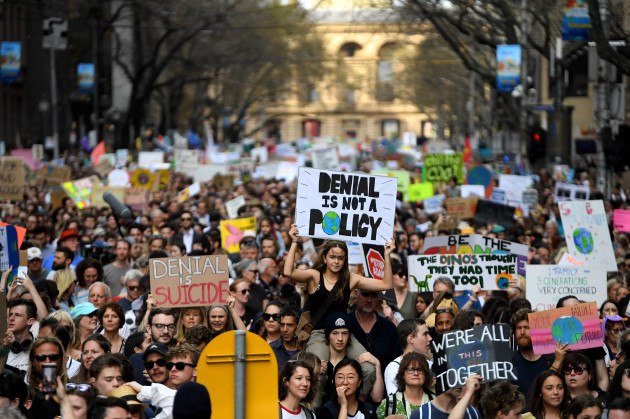 global-climate-strike-melbourne