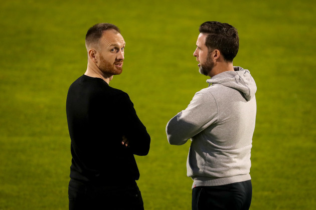 stephen-odonnell-with-stephen-bradley-before-the-game