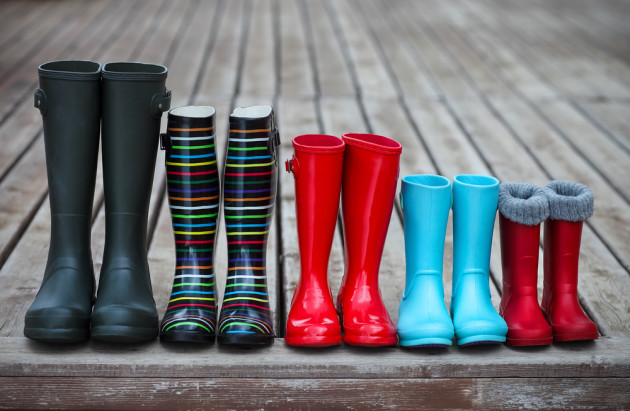 five-pairs-of-wellies