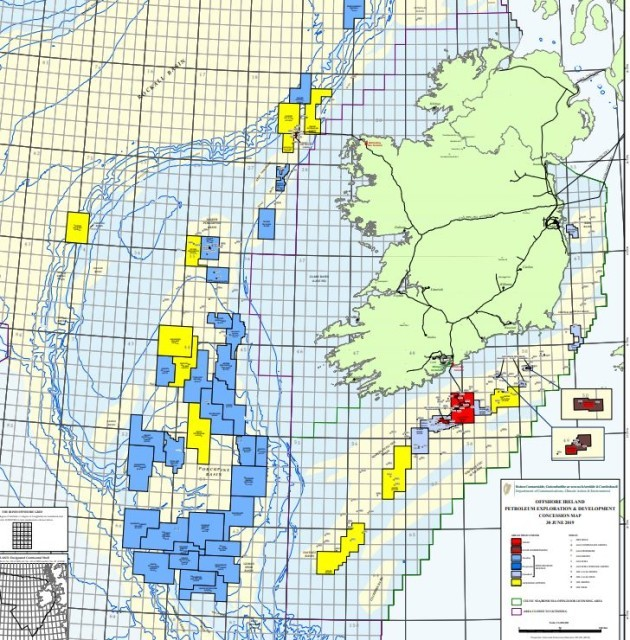 offshore ireland