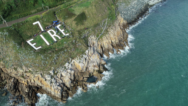 unveiling-of-the-eire-sign-dalkey