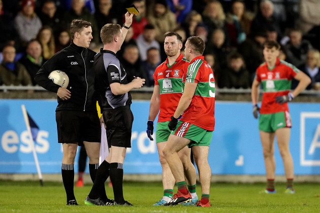 philly-mcmahon-receives-a-yellow-card-from-sean-mccarthy