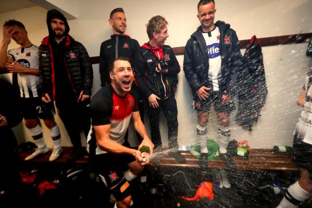 brian-gartland-celebrates-winning-the-league