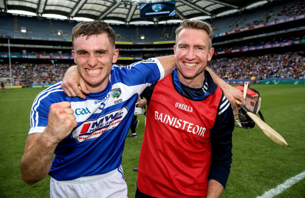 New Laois hurling team for 2020 as neighbouring clubs vote to